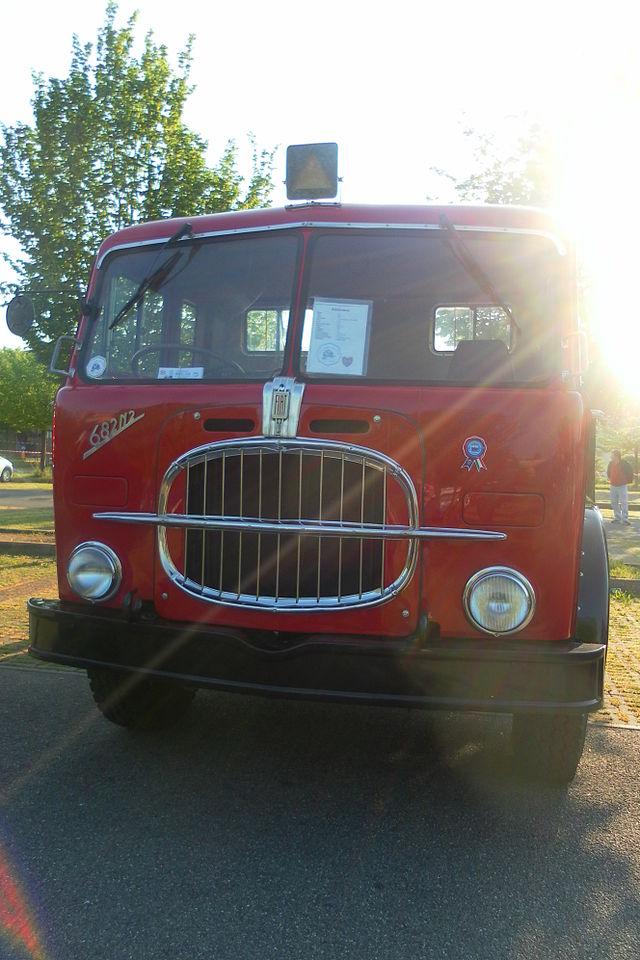 1970 Fiat 682 N2 1