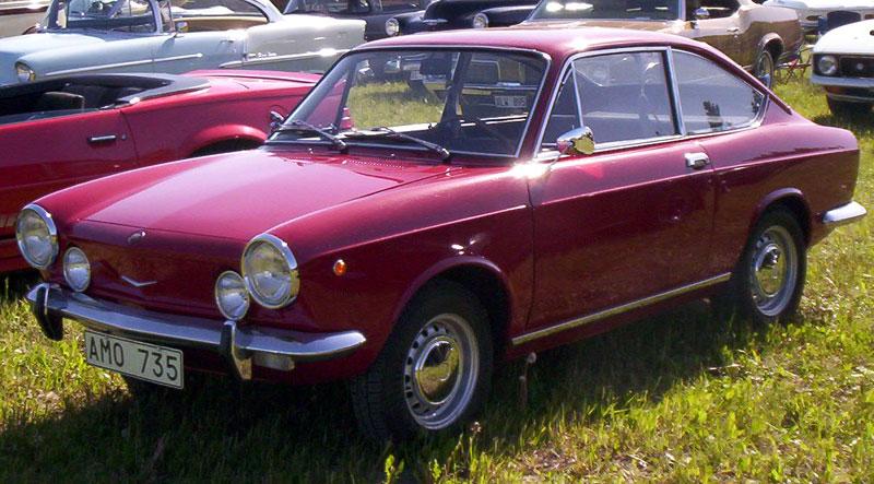 1970 Fiat 850 Coupé 100