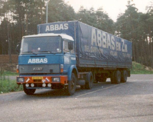1970 Fiat Abbas en Zn