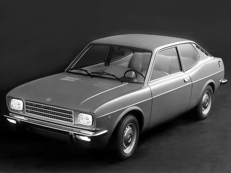 1971-75 Fiat 128 Coupe S
