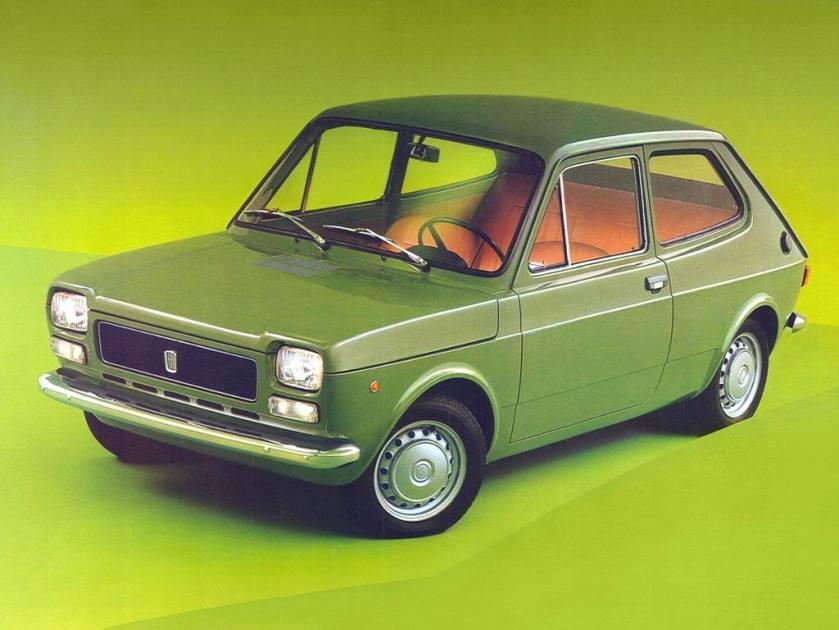 1971-77 Fiat 127