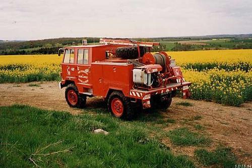 1971 Berliet FF-415 2