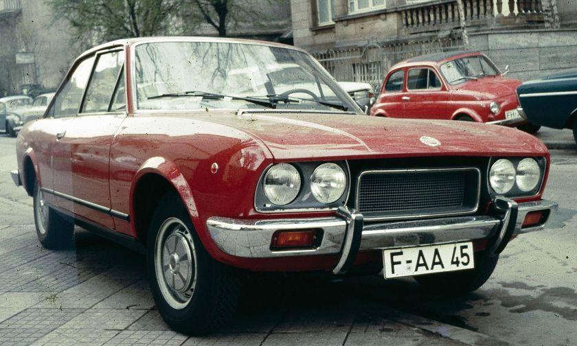 1971 Fiat 124 Sport Coupe CC