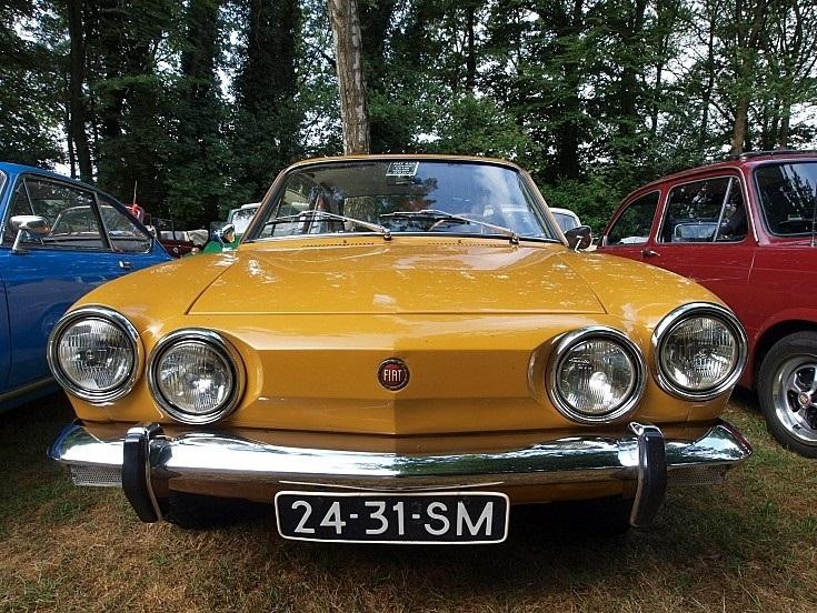 1971 Fiat Sport 850