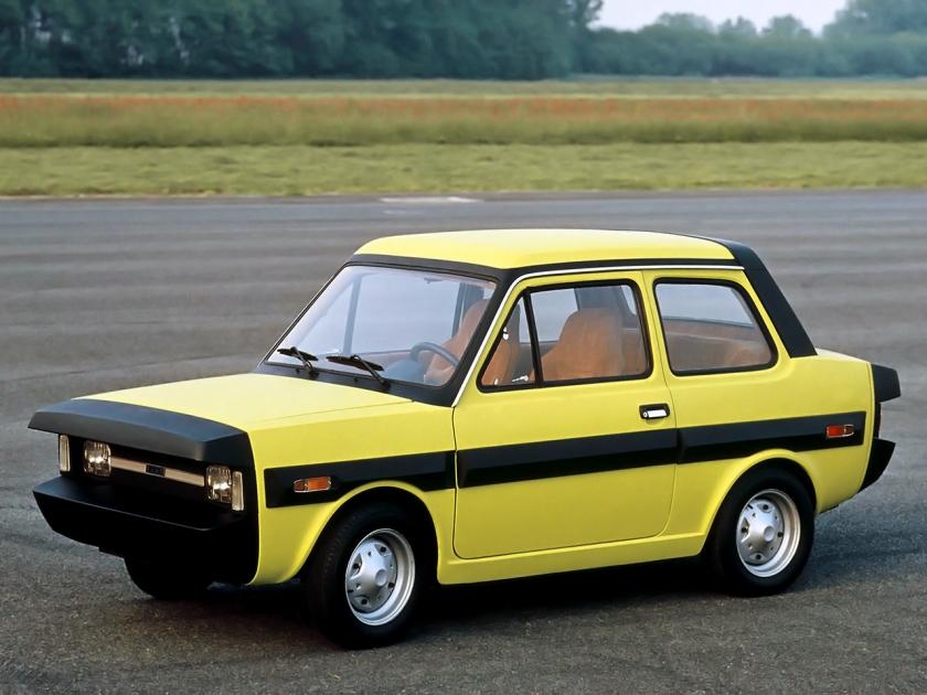 1972-73 Fiat ESV 1500 Prototyp
