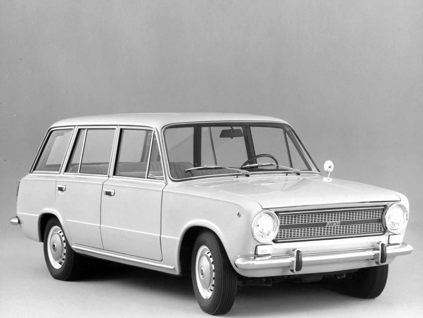 1972-74 Fiat 124 Familiare