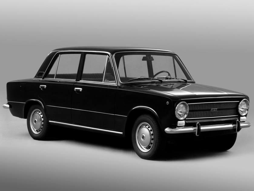 1972-74 Fiat 124
