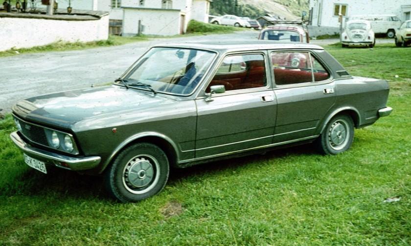 1972-74 Fiat 132 a