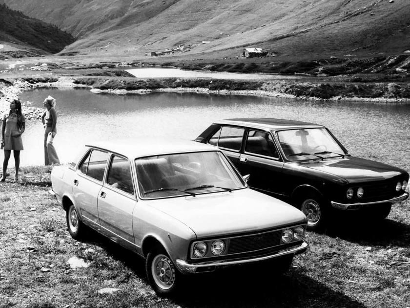 1972-74 Fiat 132 Special & Fiat 132
