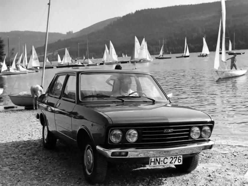 1972-74 Fiat 132