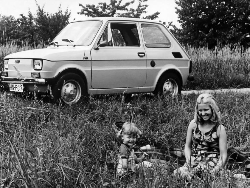 1972-76 Fiat 126