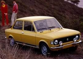 1972 Fiat 128 Rallye
