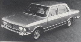 1972 Fiat 130 3200