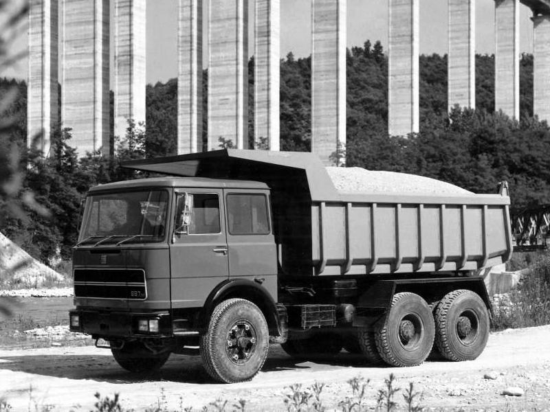 1972 Fiat 697NP