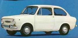 1972 Fiat 850 N