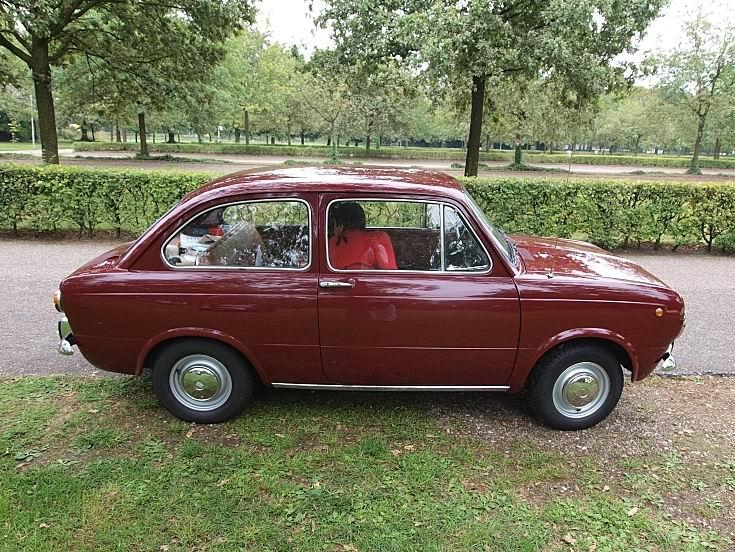 1972 Fiat 850E