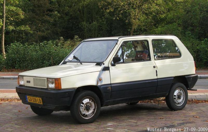 1972 Fiat Panda