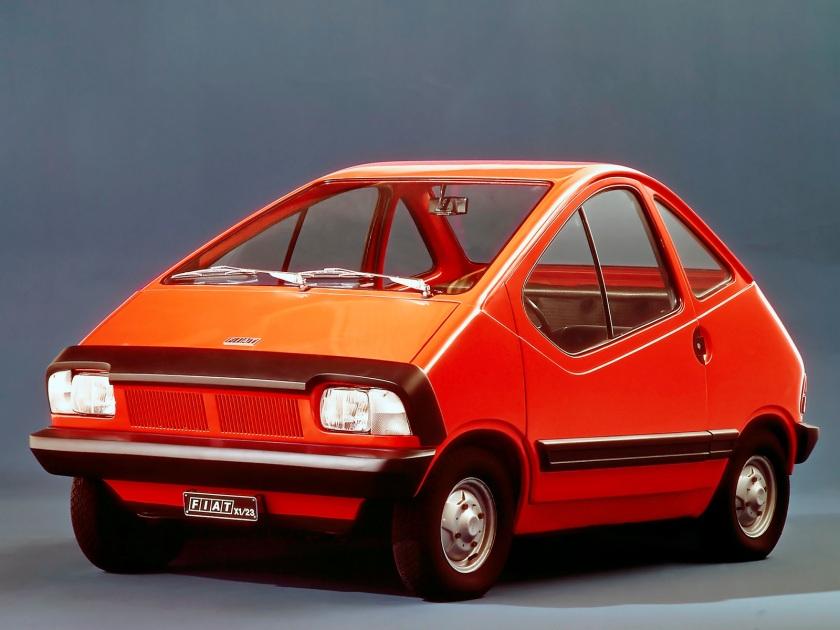 1972 Fiat X1-23