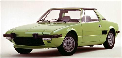 1972 Fiat x1-9 Bertone