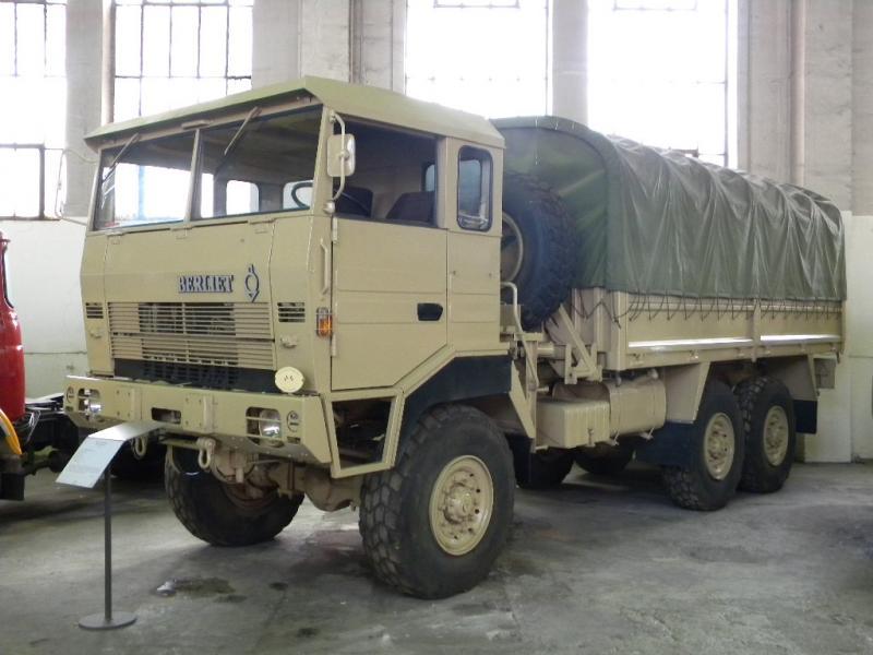 1973 Berliet GBD 6X6