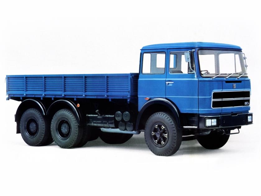 1973 Fiat 697N