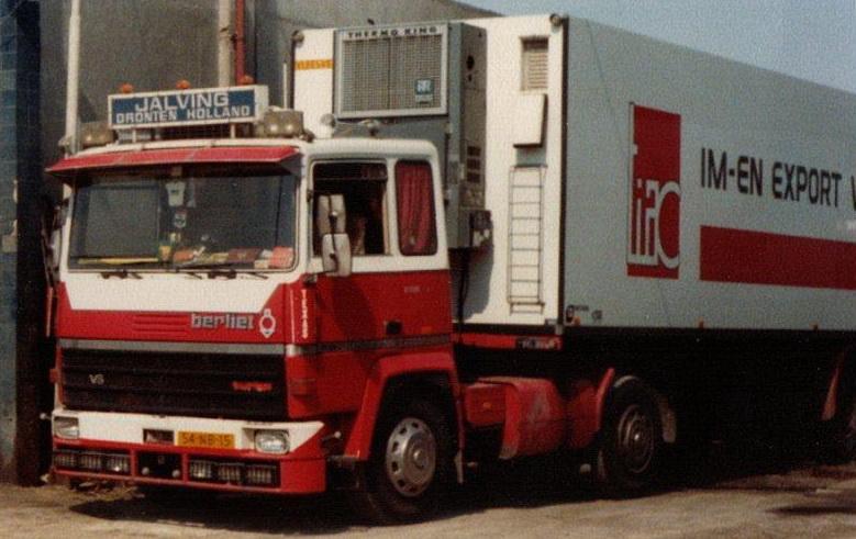 1974 Berliet 6