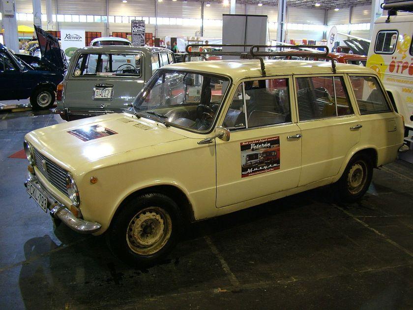 1974 Fiat 124 Familiare