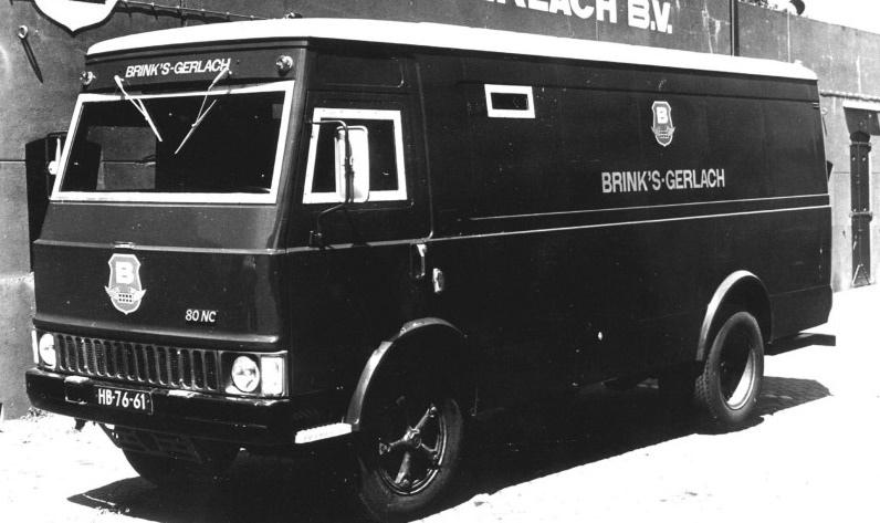 1974 IVECO 80 NC  HB-76-61