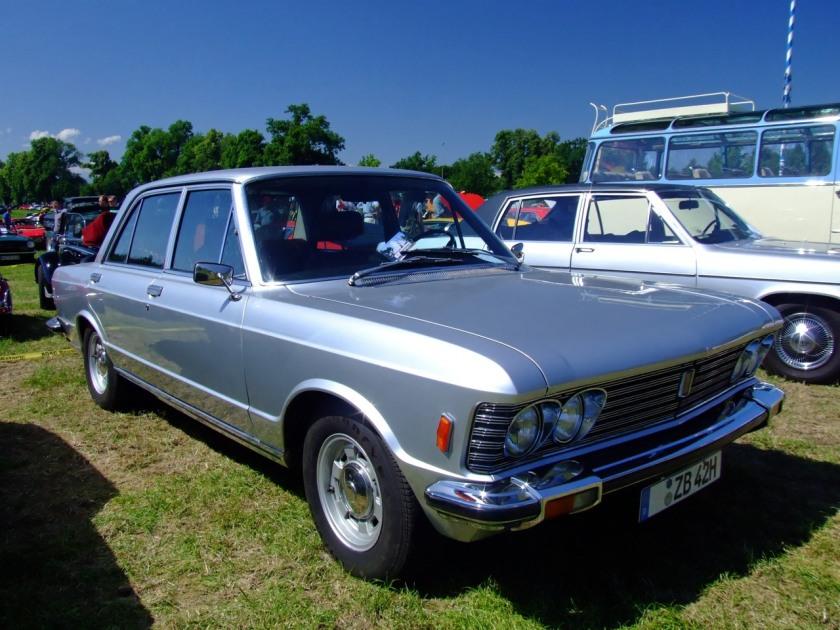 1976 Fiat 130 165PS
