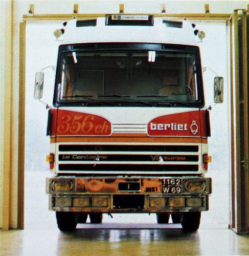 1978 BERLIET W69