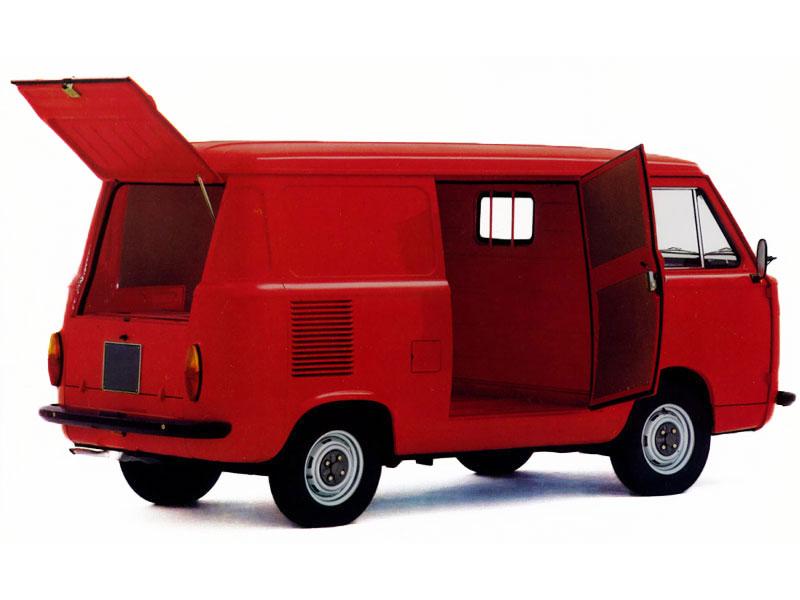 1978 Fiat 900T Van