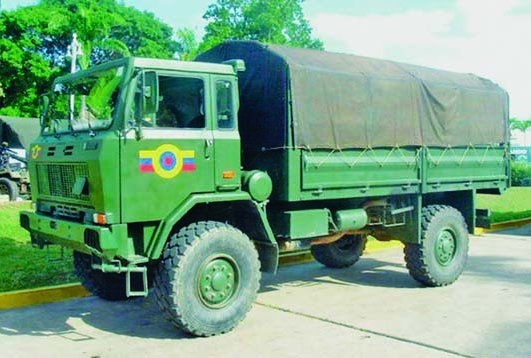 1978 IVECO-FIAT 75РМ14 (ACL75), 4x4