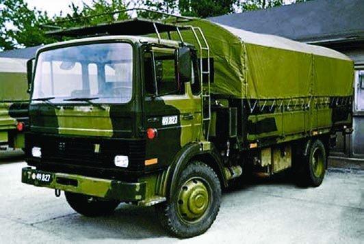 1978 IVECO-Magirus-Deutz 168M13FL