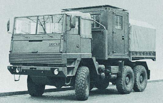 1979 IVECO-FIAT 230РМ35 (230.35WM), 6x6