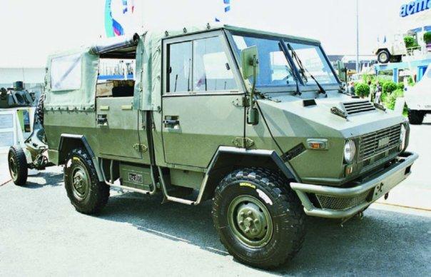 1979 IVECO M40.10WM, 4x4