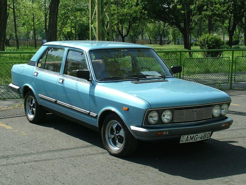 1980 Fiat 132 2000 GLS