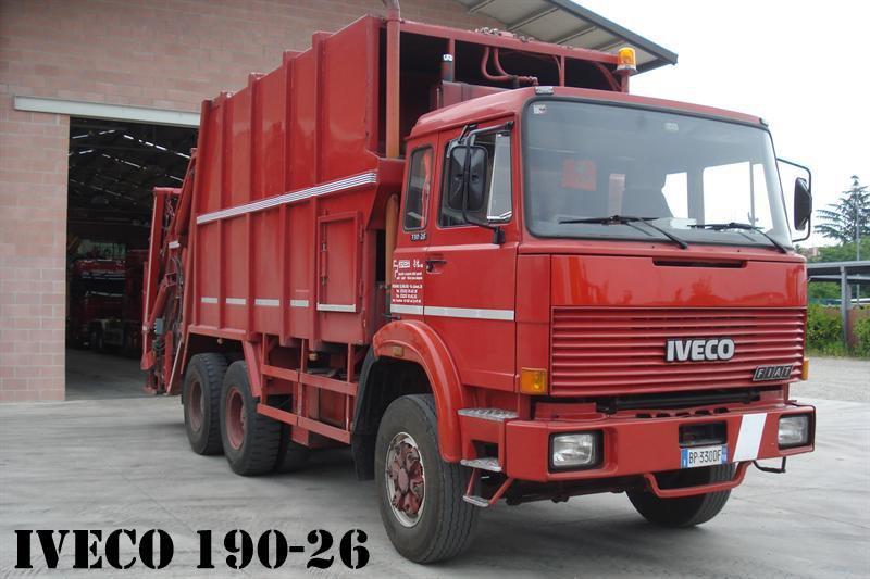 1980 IVECO en  Fiat BP