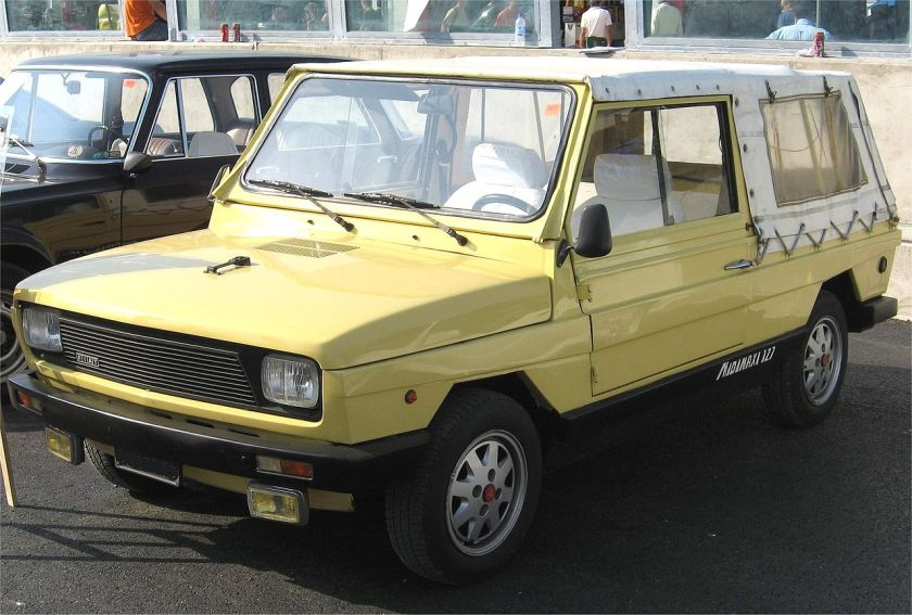 1980 Moretti Midimaxi (2nd series)