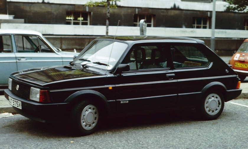 1982-83 Fiat 127 final iteration