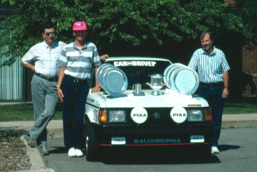 1984-'85 Dodge Omni GLH