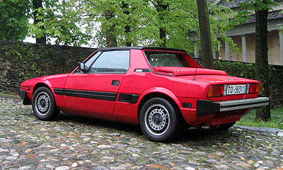 1988 - FIAT X1,9 1500 cc