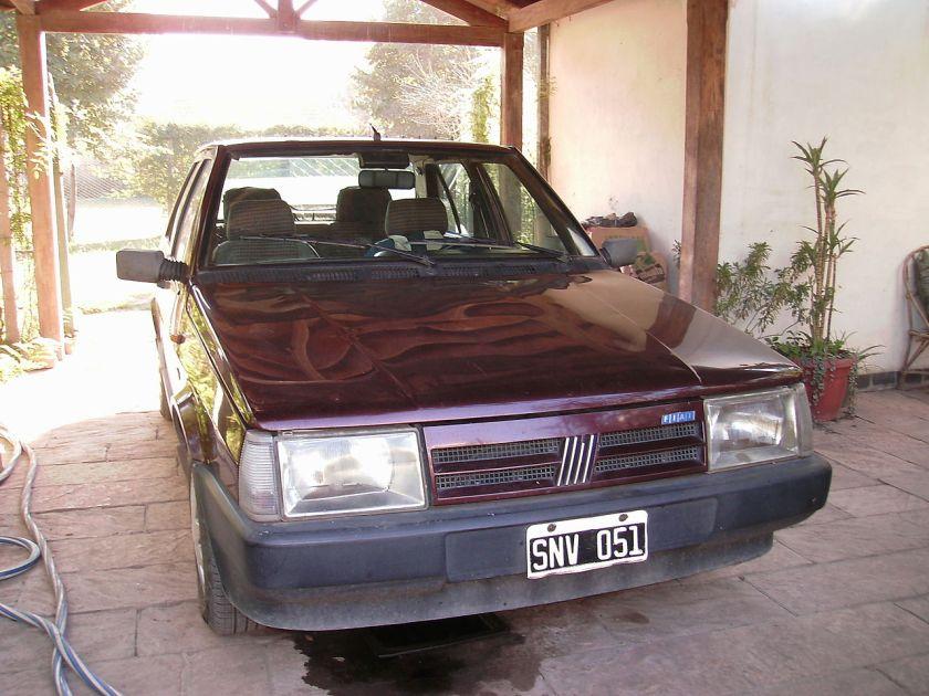 1993 Fiat Regata by sevel