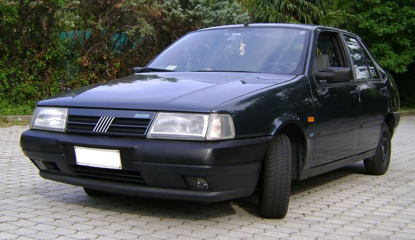 1993 Fiat Tempra SX