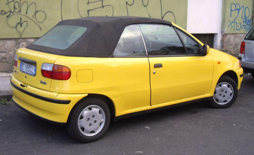 1993–1999 Fiat Punto Bertone Cabrio
