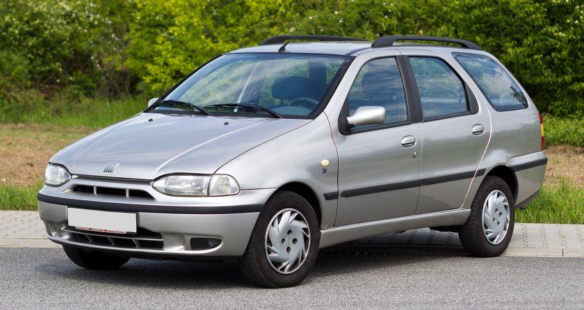1998 Fiat Palio Weekend