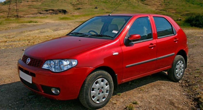 2004 Fiat Palio (India)
