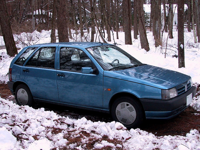 2004 Fiat tipo 1,6 DGT