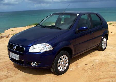 2007 Fiat Palio