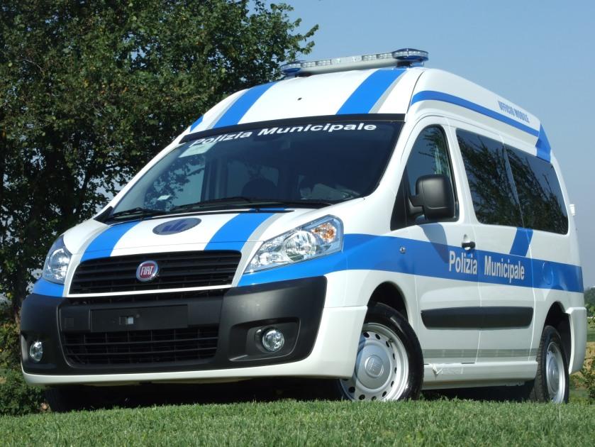 2007 Fiat Scudo Maxi Leopard '2007–pr.