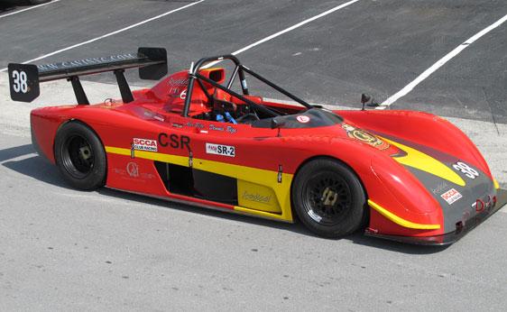 2008 Radical PR6 Prosport Spec Racer